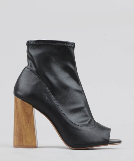 Bota-Ankle-Boot-Feminina-Salto-Alto--Preta-9465164-Preto_1