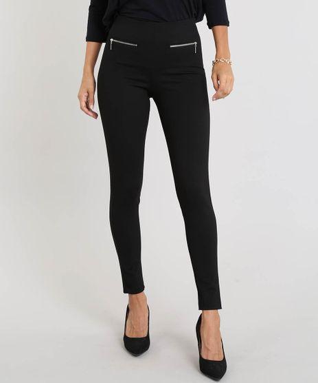 Calca-Legging-Feminina-com-Ziper-Preta-9452333-Preto_1
