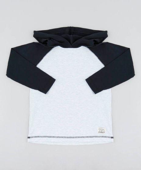 Camiseta-Infantil-Raglan-com-Capuz-Manga-Longa-Cinza-Mescla-Claro-9441219-Cinza_Mescla_Claro_1