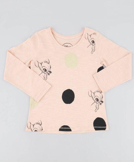 Blusa-Infantil-Bambi-Manga-Longa-Decote-Redondo-Laranja-Claro-9504283-Laranja_Claro_1