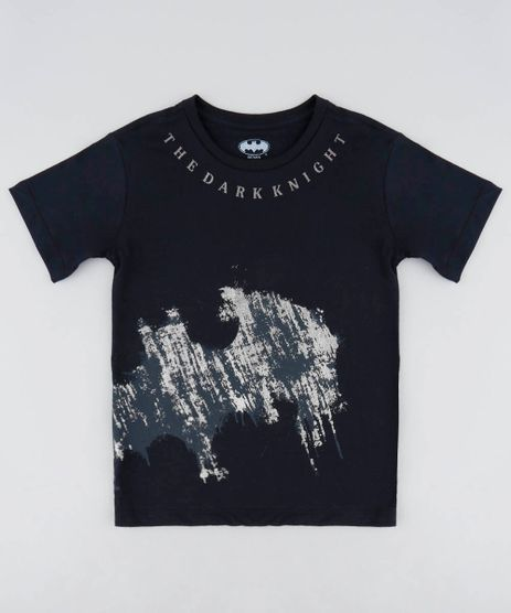 Camiseta-Infantil-Batman-Manga-Curta-Gola-Careca-Preta-9455780-Preto_1
