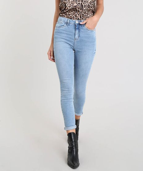 Calca-Jeans-Feminina-Super-Skinny-Azul-Claro-9453711-Azul_Claro_1
