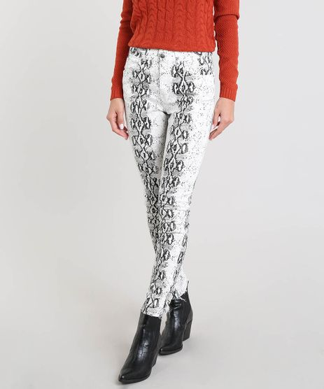Calca-Feminina-Skinny-Estampada-Animal-Print-Off-White-9484733-Off_White_1