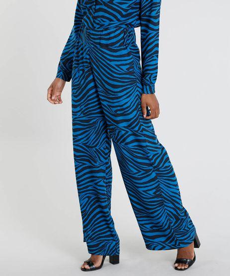 Calca-Feminina-Mindset-Estampada-Animal-Print-Azul-9544641-Azul_1