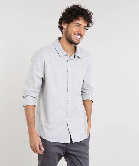 Camisa-Masculina-Relaxed-Manga-Longa-Cinza-Claro-9466513-Cinza_Claro_1