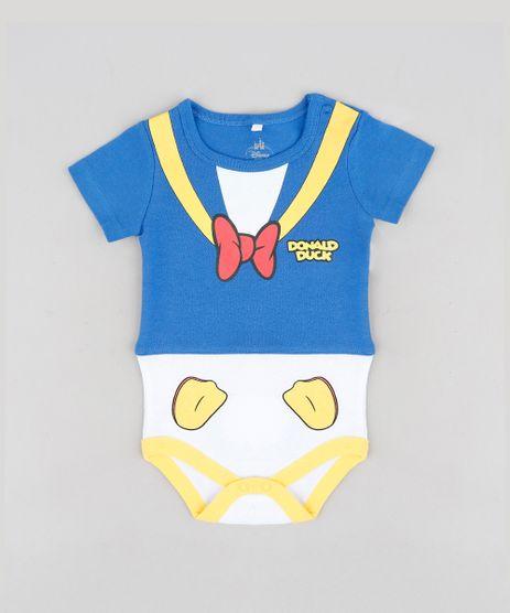Body-Infantil-Pato-Donald-Manga-Curta-Gola-Careca-Azul-Marinho-9120554-Azul_Marinho_1