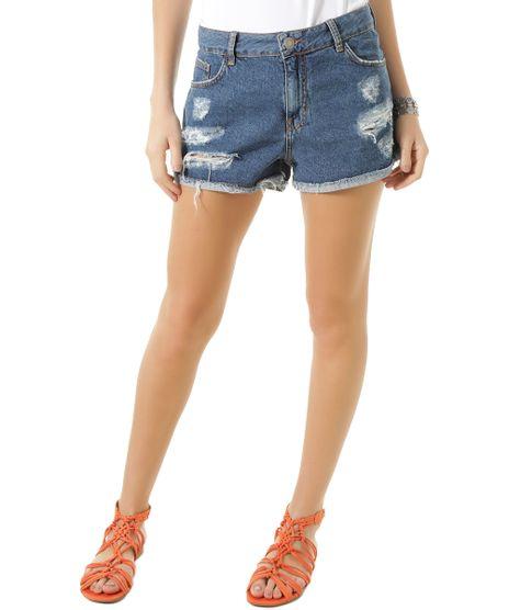 Short-Jeans-Relaxed-Azul-Medio-8430515-Azul_Medio_1