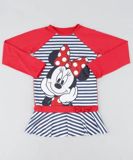 Blusa-de-Praia-Infantil-Minnie-Raglan-com-Babado-Manga-Longa-Vermelha-9422140-Vermelho_1