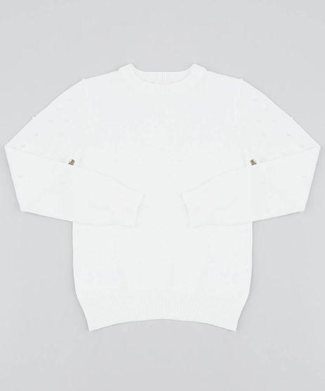 Sueter-Infantil-em-Trico-com-Perolas-Off-White-9347628-Off_White_1