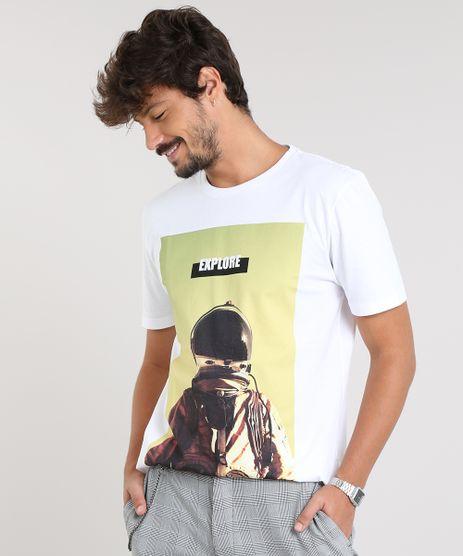 Camiseta-Masculina-Astronauta-Manga-Curta-Gola-Careca-Off-White-9447026-Off_White_1