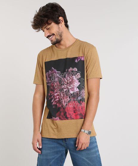 Camiseta-Masculina--Viewless--Manga-Curta-Gola-Careca-Caramelo-9447027-Caramelo_1