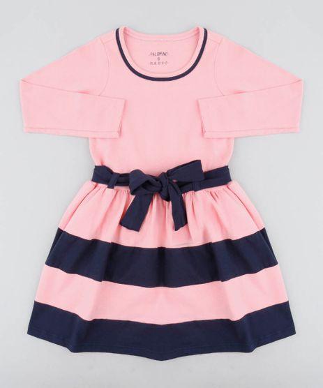 Vestido-Infantil-com-Recortes-e-Laco-Rosa-9420688-Rosa_1