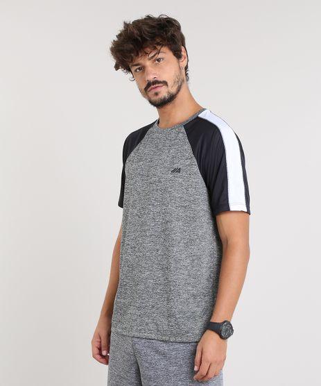 Camiseta-Masculina-Esportiva-Ace-Raglan-com-Recorte-Manga-Curta-Gola-Careca-Cinza-Mescla-Escuro-9444848-Cinza_Mescla_Escuro_1