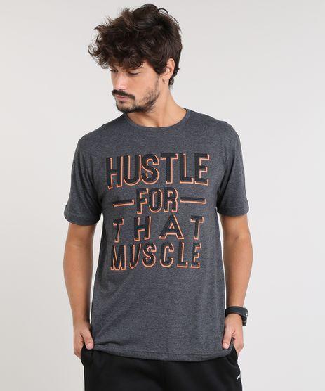 f294574929 Camiseta-Masculina-Esportiva-Ace--Hustle--Manga-Curta-