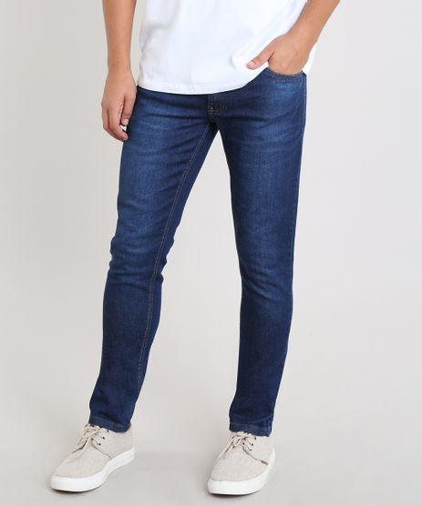 Calca-Jeans-Masculina-Slim-Azul-Escuro-9503752-Azul_Escuro_1