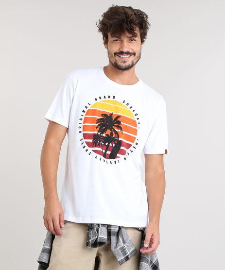 Camiseta-Masculina-Coqueiros-Manga-Curta-Gola-Careca-Off-White-9449331-Off_White_1