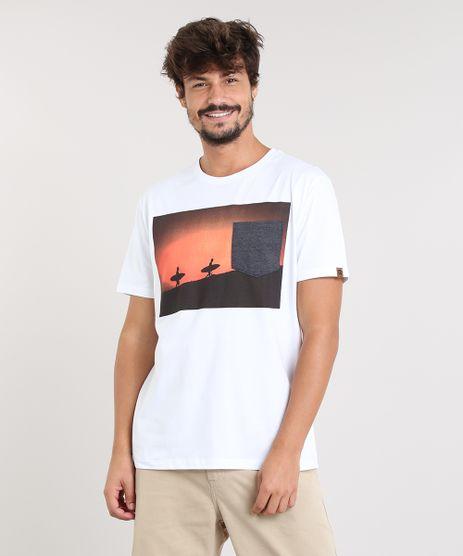 Camiseta-Masculina-Surfistas-com-Bolso-Manga-Curta-Gola-Careca-Branca-9448995-Branco_1