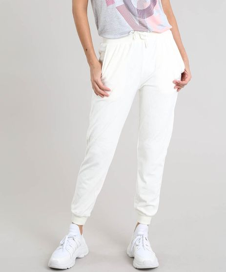 Calca-Feminina-Esportiva-Ace-Basica-em-Plush-Off-White-9348614-Off_White_1