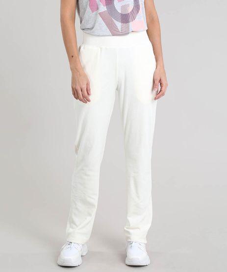 Calca-Feminina-Esportiva-Ace-Basica-em-Plush-com-Bolsos-Off-White-9348615-Off_White_1