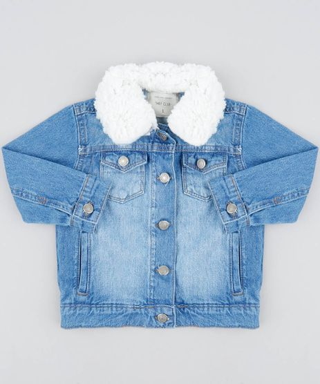 Jaqueta-Jeans-Infantil-com-Pelo-Azul-Medio-9418156-Azul_Medio_1
