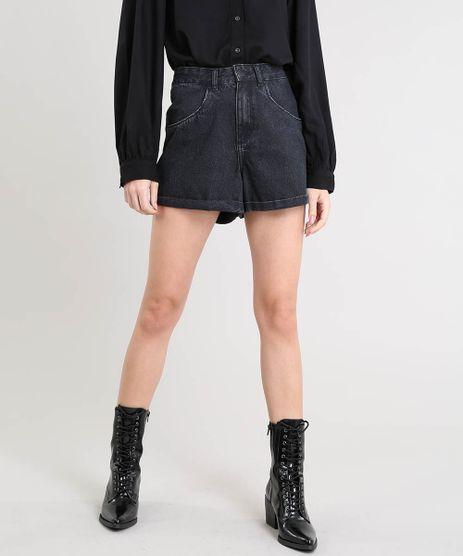 Short-Jeans-Feminino-Mindset-Mom-Amplo-Preto-9565441-Preto_1