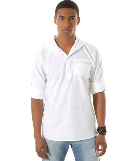 2f4acf043c9ac cea · Moda Masculina · Camisas. Bata-com-Capuz-Branca-8353595-Branco 1 ...