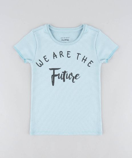 Blusa-Infantil-Canelada--We-Are-the-Future--Manga-Curta-Decote-Redondo-Azul-Claro-9457392-Azul_Claro_1