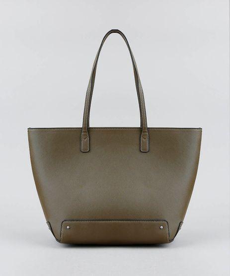 Bolsa-Shopper-Feminina-Grande-com-Alca-Fixa-Verde-Oliva-9380774-Verde_Oliva_1