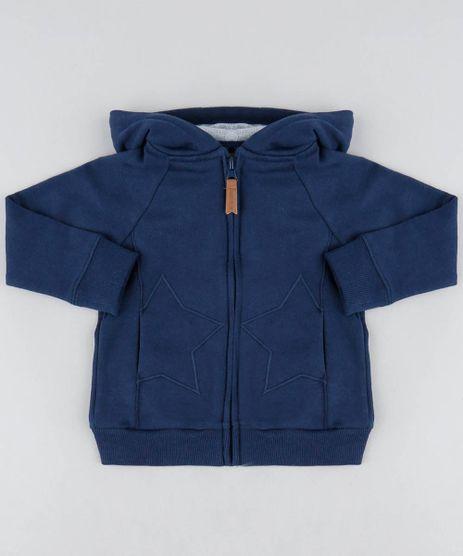 Blusao-Infantil-com-Bordado-e-Capuz-em-Moletom-Azul-Marinho-9370216-Azul_Marinho_1