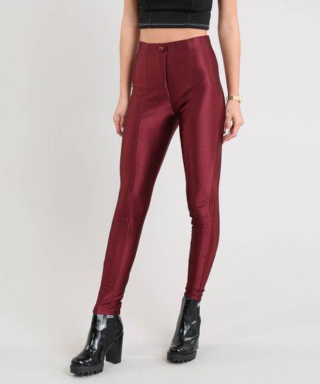 Calca-Legging-Feminina-com-Brilho-Vinho-9448188-Vinho_1