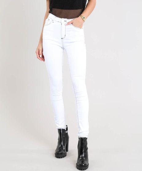 Calca-Feminina-Super-Skinny-com-Pespontos-Branca-9483185-Branco_1