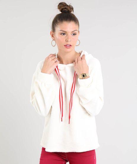 Blusao-Feminino-em-Plush-com-Capuz-e-Cadarco-Off-White-9344056-Off_White_1