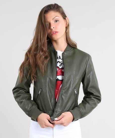 Jaqueta-Bomber-Feminina-Acolchoada-Verde-Militar-9363663-Verde_Militar_1