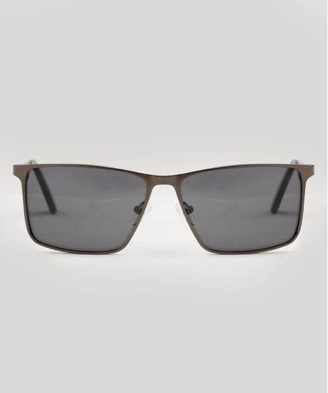 Oculos-de-Sol-Masculino-Quadrado-Oneself-Grafite-9543006-Grafite_1
