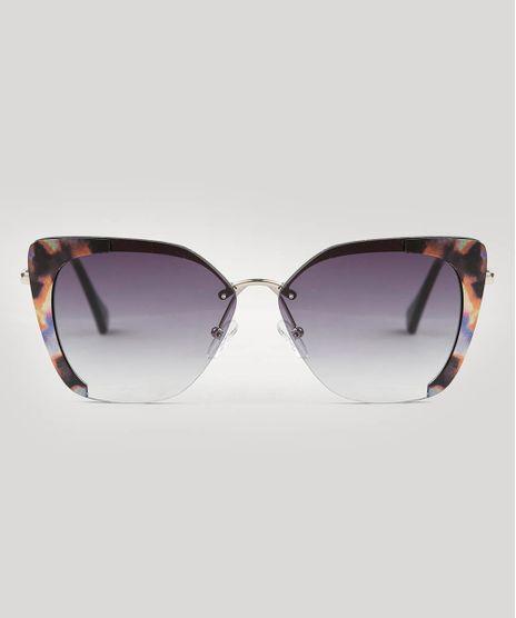 Oculos-de-Sol-Feminino-Quadrado-Oneself-Prateado-9542990-Prateado_1
