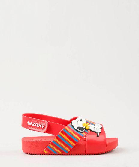 Sandalia-Infantil-Zaxy-Nina-Snoopy-Vermelha-9512482-Vermelho_1