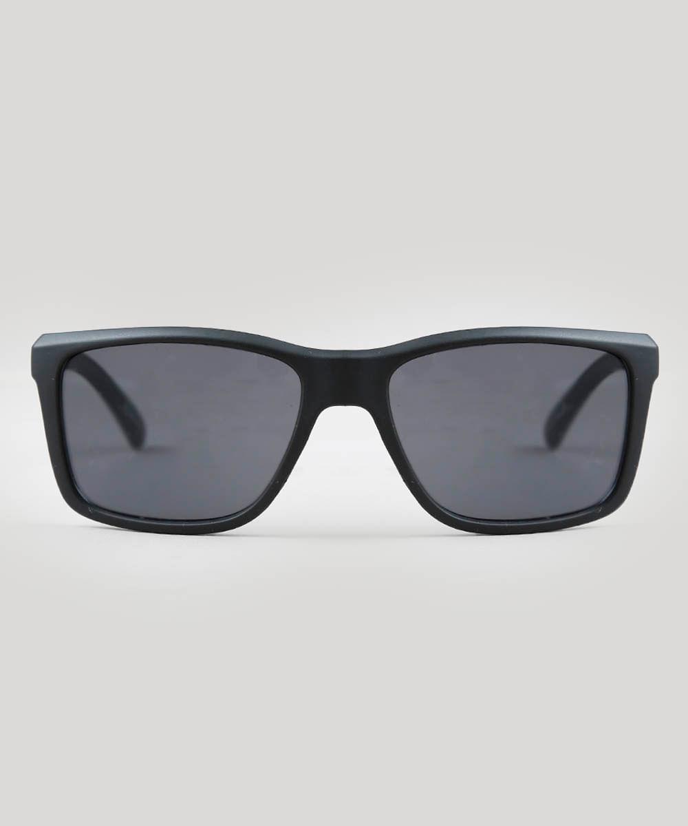 53b49e171 Oculos Masculino De Sol Quadrado