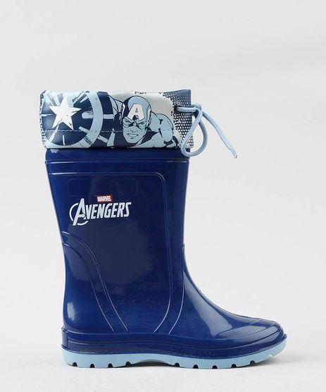 Bota-Galocha-Infantil-Grendene-Capitao-America-Azul-9512025-Azul_1
