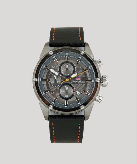 Relogio-Cronografo-Philiph-London-Masculino---PL80079612M-Grafite-9532517-Grafite_1