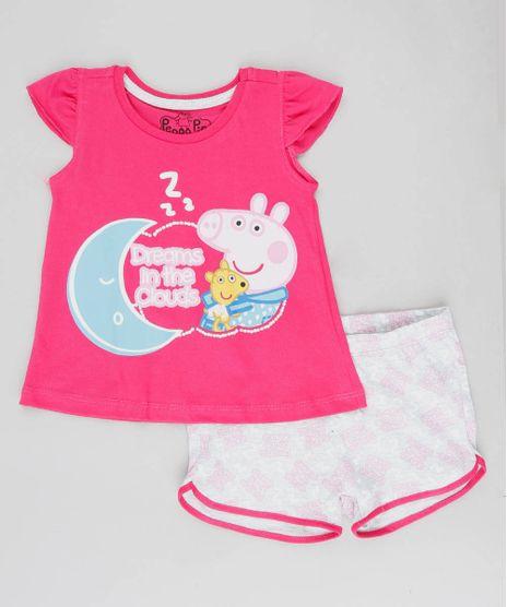 Pijama-Infantil-Peppa-Pig-Manga-Curta-Pink-9476366-Pink_1