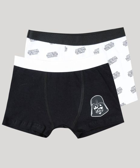 Kit-de-2-Cuecas-Infantis-Boxer-Star-Wars-Multicor-9446342-Multicor_1