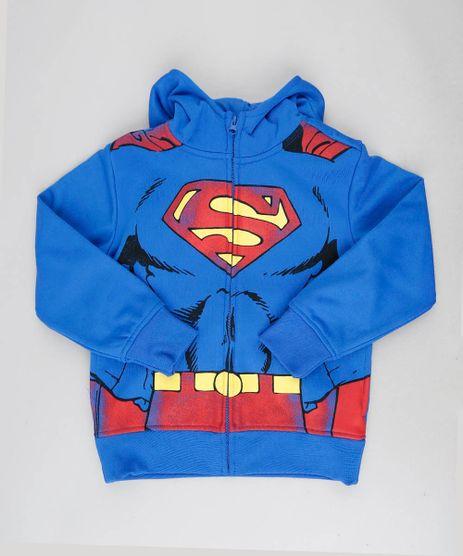Blusao-Infantil-Super-Homem-em-Moletom-com-Capuz-com-Mascara-Azul-Royal-9339699-Azul_Royal_1