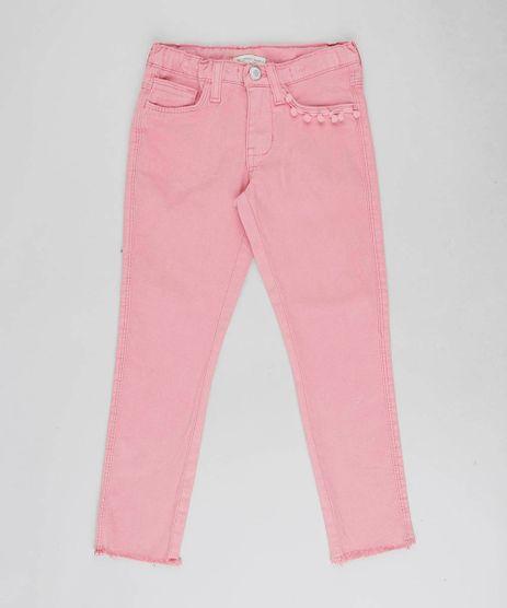 Calca-Color-Infantil-com-Pompom-Rosa-9503293-Rosa_1