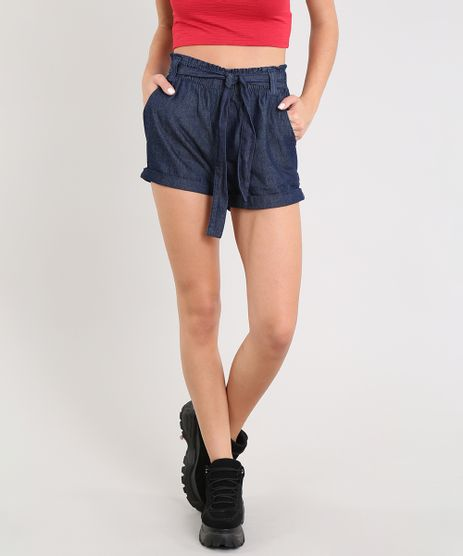 Short-Jeans-Feminino-Clochard-Barra-Dobrada-Azul-Escuro-8613500-Azul_Escuro_1