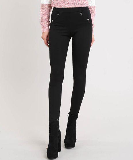 Calca-Legging-Feminina-com-Botoes-Preta-9486110-Preto_1