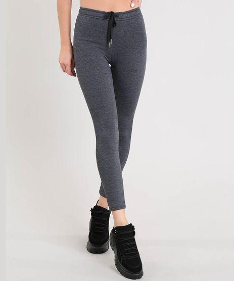 Calca-Legging-Feminina-em-Moletom-Basica-Cinza-Mescla-Escuro-9445260-Cinza_Mescla_Escuro_1
