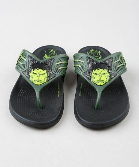 Chinelo-Infantil-Grendene-Hulk-Preto-9512027-Preto_1