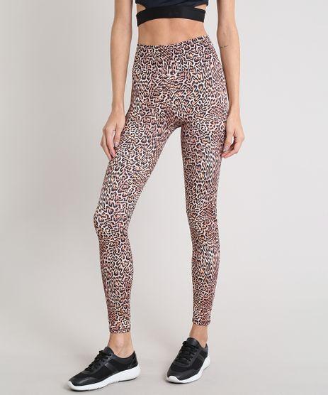 5f68182ce8 Calca-Legging-Feminina-Esportiva-Ace-Estampada-Animal-Print-