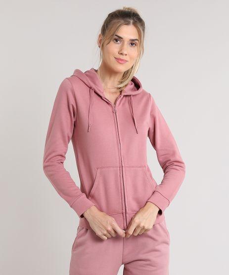 Blusao-Feminino-Esportivo-Ace-em-Moletom-com-Capuz-e-Bolsos-Rose-9347915-Rose_1