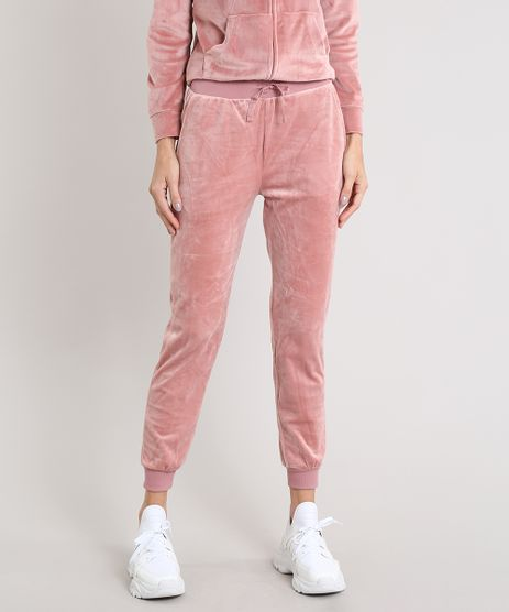 Calca-Feminina-Esportiva-Ace-Basica-em-Plush-Rose-9348614-Rose_1